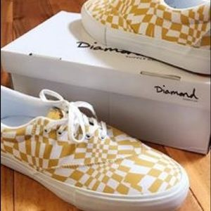 Diamond Supply Company shoes men 10